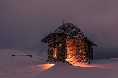 Everett Collection - Holy Light In the Darkness by Evgeni Dinev