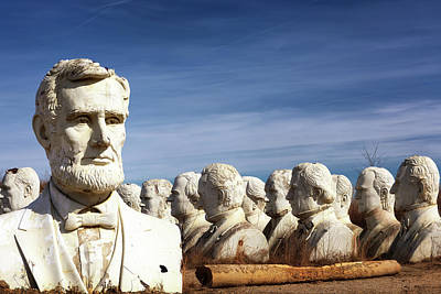 Angels And Cherubs - Honest Abe  by Susan Rissi Tregoning