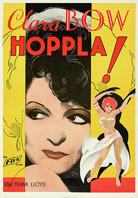 Royalty-Free and Rights-Managed Images - Hoop-la, with Clara Bow, 1933 by Stars on Art