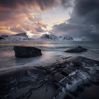 Photograph - Hot and Cold by Tor-Ivar Naess