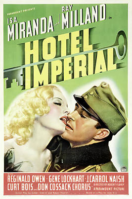Royalty-Free and Rights-Managed Images - Hotel Imperial, 1939 by Stars on Art