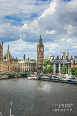 Science Collection - House of Parliament 9 by Micah May