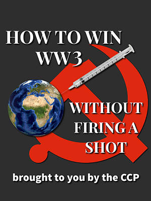 Outerspace Patenets - How to Win WW3 without Firing a Shot by Sol Luckman