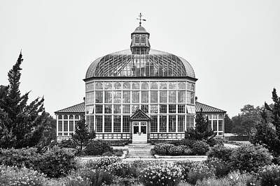 Photograph - Howard Peters Rawlings Conservatory, Baltimore, Maryland. May 4, by Walter Rowe