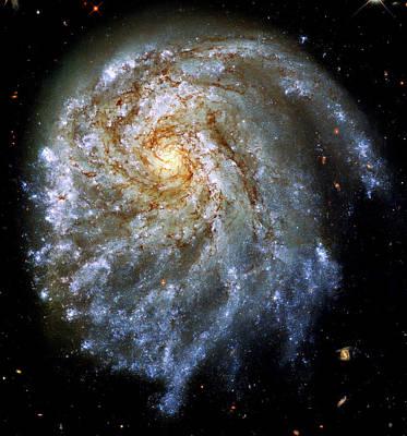 Staff Picks Cortney Herron - Hubble Captures NGC 2276 by Eric Glaser