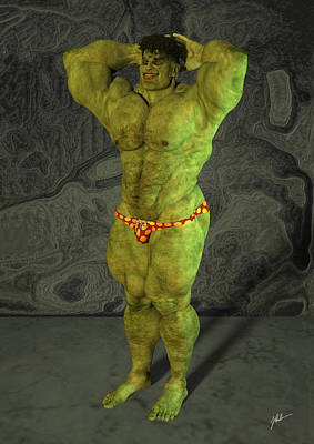Book Quotes - Hulk, sexy, number ninety nine by Joaquin Abella