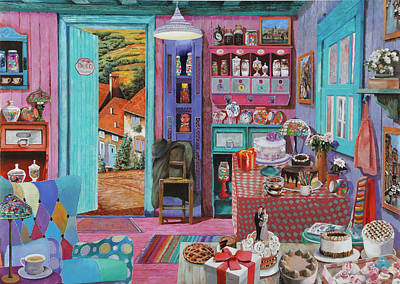 Royalty-Free and Rights-Managed Images - I Dolci by Guido Borelli
