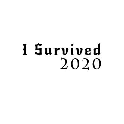 Animal Portraits - I Survived 2020 by Aaron Berg