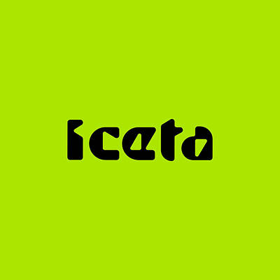 Royalty-Free and Rights-Managed Images - Iceta #Iceta by TintoDesigns
