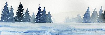 Staff Picks Cortney Herron - Indigo Forest by Toni Grote