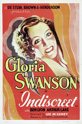 Royalty-Free and Rights-Managed Images - Indiscreet, 1931-c by Stars on Art