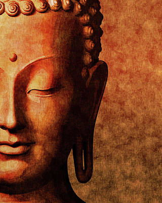 Royalty-Free and Rights-Managed Images - Inner Peace 02 - Buddha by Studio Grafiikka