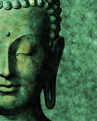 Landscape Photos Chad Dutson - Inner Peace 03 - Buddha by Studio Grafiikka
