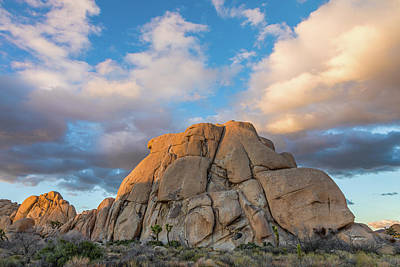 American Milestones - Intersection Rock by Peter Tellone