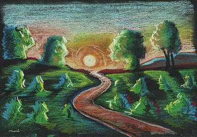Steampunk - Into the Sun by Anthony Mwangi