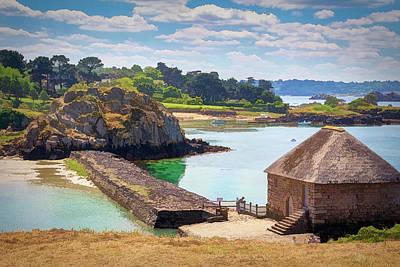 Travel - Islands of Brehat, Birlos mill by Jordi Carrio Jamila