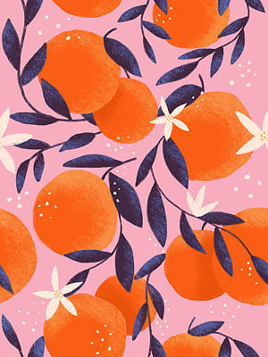 Royalty-Free and Rights-Managed Images - It is a wonderful summer pattern.  by Julien