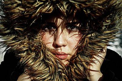 Photograph - Lioness by Bez Dan