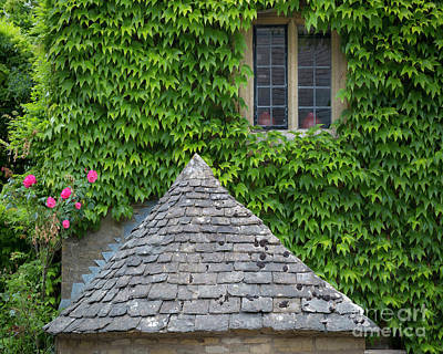 The Bunsen Burner - Ivy Covered Home - Cotswolds - England by Brian Jannsen
