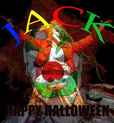 Animal Portraits - Jack Halloween icon by David Lee Thompson