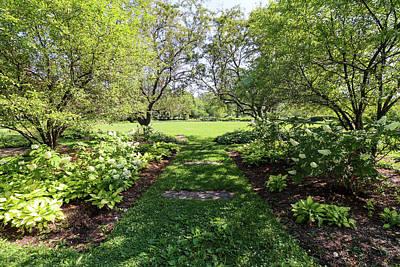 Target Threshold Nature - Jackson Park #2 by Britten Adams