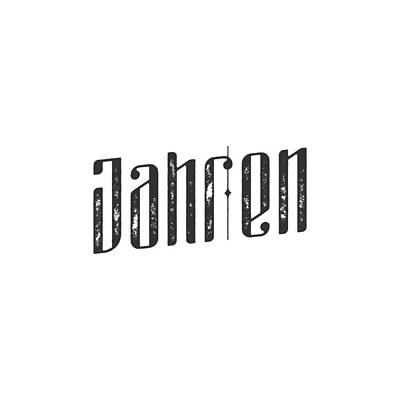 Abstract Expressionism - Jahren by TintoDesigns
