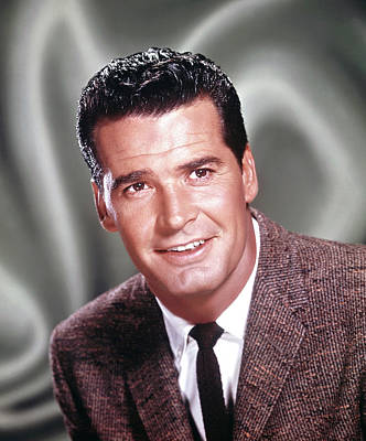 Royalty-Free and Rights-Managed Images - James Garner by Stars on Art