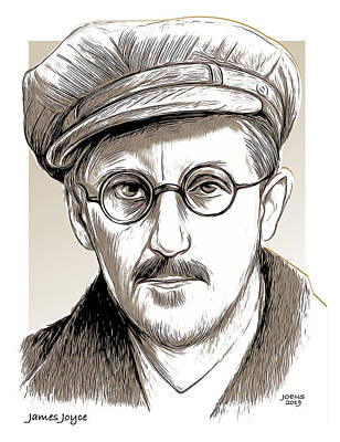 Easter Egg Stories For Children - James Joyce by Greg Joens