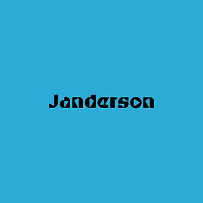 Royalty-Free and Rights-Managed Images - Janderson by TintoDesigns