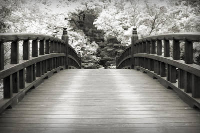 Monochrome Landscapes - Japanese Dream Infrared by Adam Romanowicz