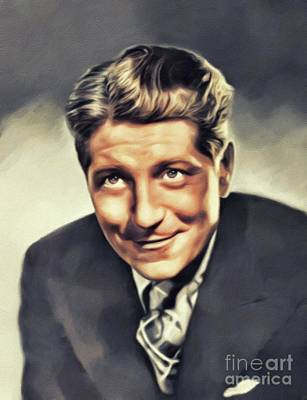 Royalty-Free and Rights-Managed Images - Jean Gabin, Vintage Actor by Esoterica Art Agency