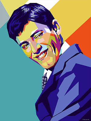 Royalty-Free and Rights-Managed Images - Jerry Lewis by Stars on Art
