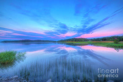 Royalty-Free and Rights-Managed Images - June morning at 4.35 by Veikko Suikkanen