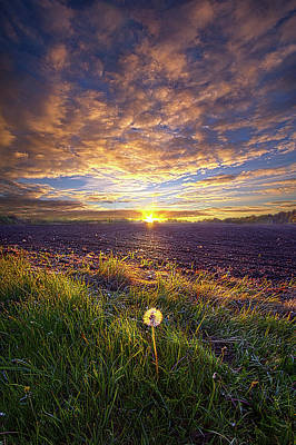 Popstar And Musician Paintings - Just One Can Lead To Many by Phil Koch