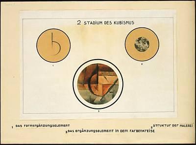 Keith Richards - Kazimir Malevich Analytical Chart  by Artistic Panda