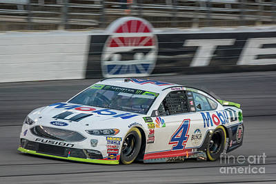 Beastie Boys - Kevin Harvick Coming Out Of Turn 4 by Paul Quinn
