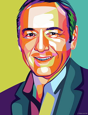 Modern Man Air Travel - Kevin Spacey by Stars on Art