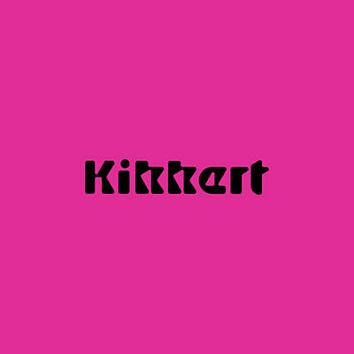 Royalty-Free and Rights-Managed Images - Kikkert by TintoDesigns