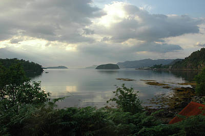 Photograph - Kinloch Calm by Kathy Chung