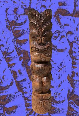 Whimsically Poetic Photographs Rights Managed Images - KU Tiki - PBG Royalty-Free Image by Anthony Jones