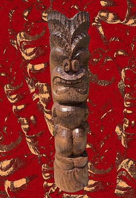 Whimsically Poetic Photographs Rights Managed Images - KU Tiki - RGBG Royalty-Free Image by Anthony Jones