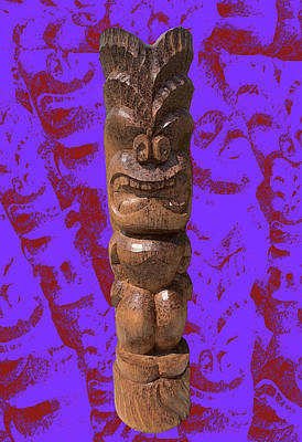 Have A Cupcake - KU Tiki - RPBG by Anthony Jones