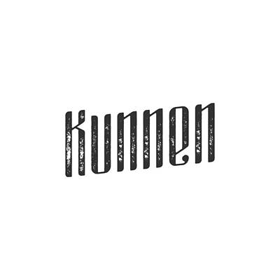 Abstract Expressionism - Kunnen by TintoDesigns