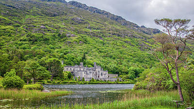 Louis Armstrong - Kylemore Abbey by Rob Hemphill