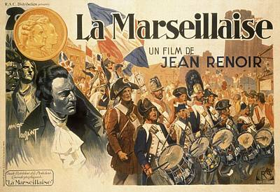 Royalty-Free and Rights-Managed Images - La Marseillaise, by Jean Renoir, 1938 by Stars on Art