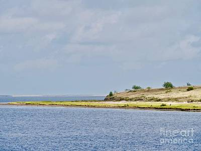 Impressionist Landscapes - Laguna Atacosa NWR by Gary Richards