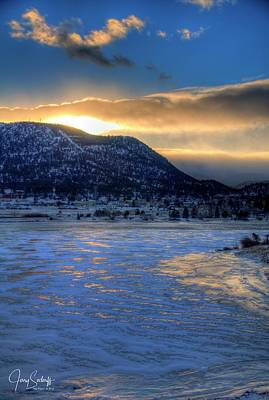 Jerry Sodorff Royalty-Free and Rights-Managed Images - Lake Estes by Jerry Sodorff