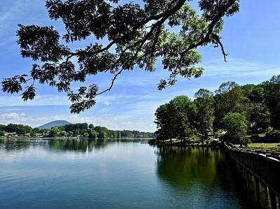 Photograph - Lake Junaluska  by Kathy Ozzard Chism