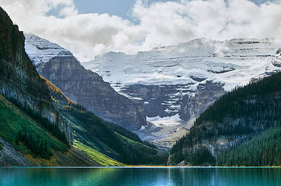 Photograph - Lake Louise by Michelle Lee