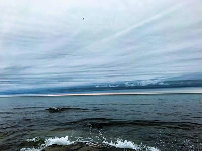 Photograph - Lake Ontario by Jason Nicholas